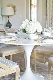 Best Dining Rooms To Dine In Images On Pinterest Dining - Dining room table decorations for summer