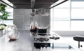 Masterchef Kitchen Design by Professional Stainless Steel Kitchen Ego By Abimis Design Alberto