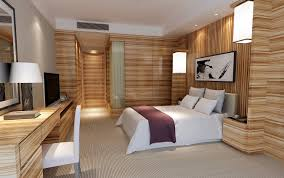 hotel bedroom lighting single hotel mock up room with light zebrano finish hotel room
