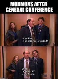 Lds Conference Memes - 20 funny lds memes that only mormons will understand