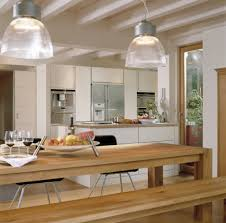Gestaltungsideen F Esszimmer Eckiger Esstisch Aus Holz In Offener Küche Ideen Rund Ums Haus