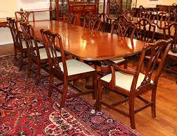 Antique Dining Tables - Mahogany dining room sets