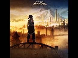avatar legend korra theme