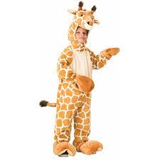 Animal Halloween Costumes Kids Forum Kids Giraffe Cute Plush Zoo Animal Halloween Costume