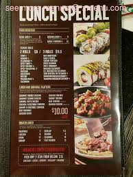 grille d a ation cuisine menu of masa hibachi and sushi restaurant wyomissing