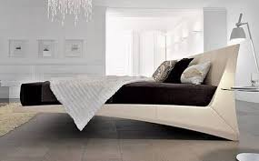 bedroom the beautiful white blanket light born floating bed frame