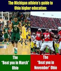 Ohio State Michigan Memes - alabama vs ohio state meme vs best of the funny meme