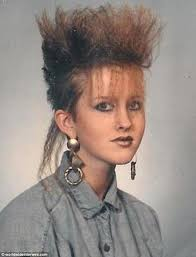 how to style 80 s hair medium length hair say cheese the world s worst yearbook photos range from strange