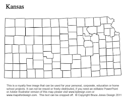 map of counties in kansas hawaii to maryland us county maps