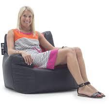 Bean Bag Armchair Furniture Using Modern Big Joe Roma Bean Bag Chair For Comfy Home