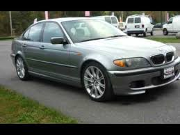 2003 bmw 330 for sale 2003 bmw 330i zhp for sale performance package