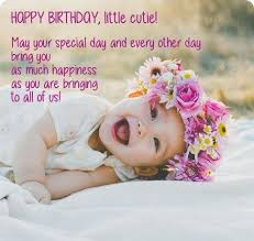 birthday wishes happy 1st birthday quotes 1st birthday wishes for one year kid