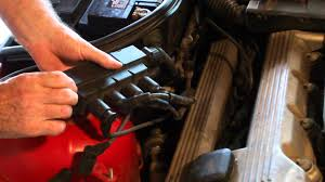 how to change the spark plug wire and the coil on a 1996 bmw z3