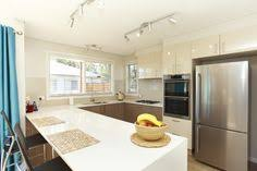 kitchen designers central coast a recently completed home by central coast builders living green