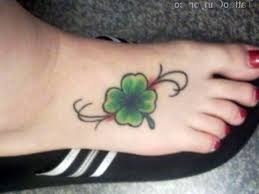tattoos four leaf clover cool tattoos bonbaden