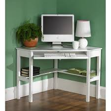 Corner Laptop Desks For Home White Corner Desk Home Office Furniture Computer Pc Laptop