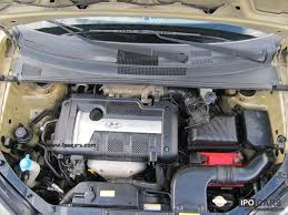 hyundai tucson engine capacity 2005 hyundai tucson gls 2 0 4wd car photo and specs