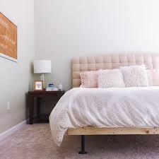Forever Bed Frame Forever Fireflying Diy Industrial Wood Bed Frame
