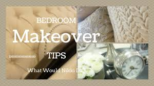 home decor bedroom makeover tips youtube