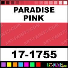 pink pantone paradise pink universe twin paintmarker paints and marking pens