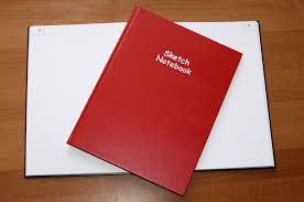 scientific notebook u0027s oversized sketch notebook