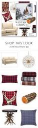 tommy hilfiger home decor cozy cabin style