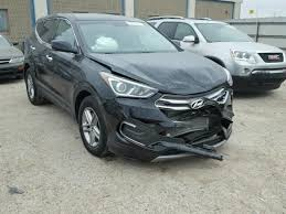 auto auction ended on vin 5xyzt3lb6jg533608 2018 hyundai santa fe