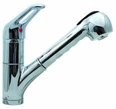 aqua touch kitchen faucet aqua plumb 1558020 cupc ab1953 8 inch or 1 polished chrome