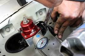 where is the fuel pressure regulator where is the location of the installing an aeromotive stealth fuel system on our fox body stangtv