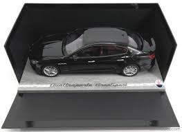 maserati quattroporte 2017 black bbr models bbrc1822c scale 1 18 maserati quattroporte gransport