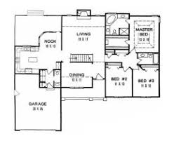 Ranch Floor Plans House Plans From 1800 To 2000 Square Feet Page 1
