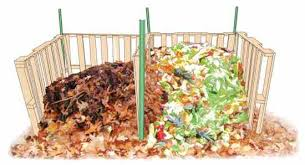 How To Make A Compost Pile In Your Backyard by How To Make Compost Organic Gardening Mother Earth News