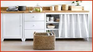 meuble rideau cuisine rideaux pour placard de cuisine unique intéressant cuisine couleur