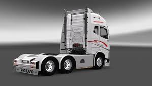 2013 volvo truck volvo fh 2013 bostrand skin mod euro truck simulator 2 mods