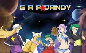 space dandy gap dandy space dandy x touhou wallpaper by dave shino on deviantart