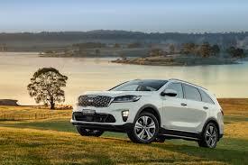 kia vehicles list 2018 kia sorento gt line new car review