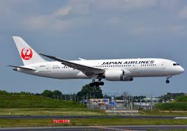 Japan Airlines Route Map by Track Flight Boeing 787 8 Ja829j Flight Track Data