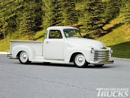Classic Chevy Trucks 80s - 1949 chevy pickup rod network