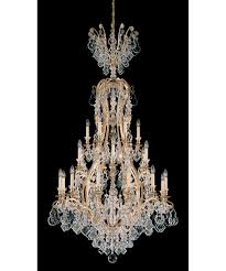 Versailles Chandelier | schonbek 2783 versailles 36 inch wide 25 light chandelier