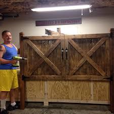 wooden king size headboard inside catchy california pallet wood