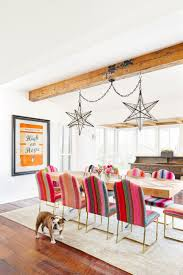 best 25 dining room chairs ideas only on pinterest formal the penny pincher s guide to decorating like brooklyn decker mismatched dining chairsdining room tablesvintage