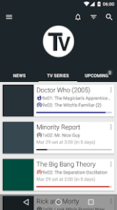 androids tv show tv series your shows manager android apps on play