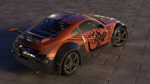 nissan 350z drawing nissan 350z tuned finished by lost artist89 on deviantart