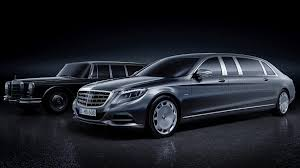 mercedes maybach s500 mercedes maybach pullman s600 limousine to debut at geneva auto