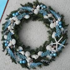 Blue Christmas Decorations Ebay by Handmade Beach Themed Christmas Decorations For A Coastal Inspired