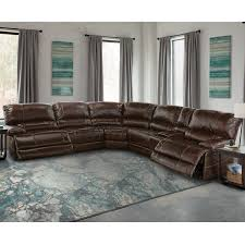 Parker Sofa Parker House Msha 6pc Sectional Shaw 6 Piece Sectional Sofa In