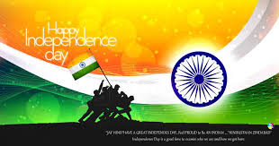 Flag People Happy Independence Day People With Indian Flag Picture