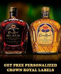 Crown Royal Gift Set Personalized Crown Royal Bottles By Liquorlabels Net Https Www
