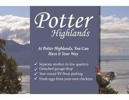 potter highlands anchorage