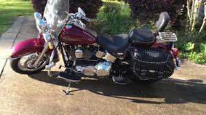2006 harley davidson heritage softail classic youtube